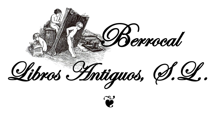 logo Berrocal libros antiguis